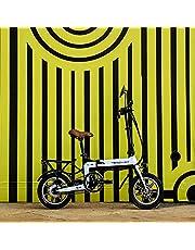 【新春初売福袋!RICHBIT純正ヘルメットプレゼント&キャッシュレス・消費者還元5%!】次世代Smart eBike RICHBIT TOP619,1台3役を演ずる世界最軽量級電動バイクPL保険加入 (White)