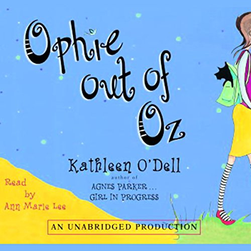 Ophie Out of Oz audiobook cover art