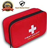 Royal Medical Direct 180-Piece First Aid Kit -...