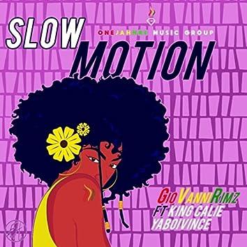 Slow Motion (feat. King Calie & YaBoiVince) - Single