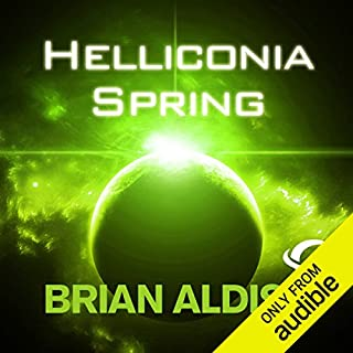 Helliconia Spring cover art