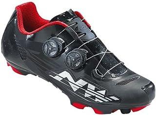 BLAZE PLUS carretera SPD zapatos blanco-rojo-negro