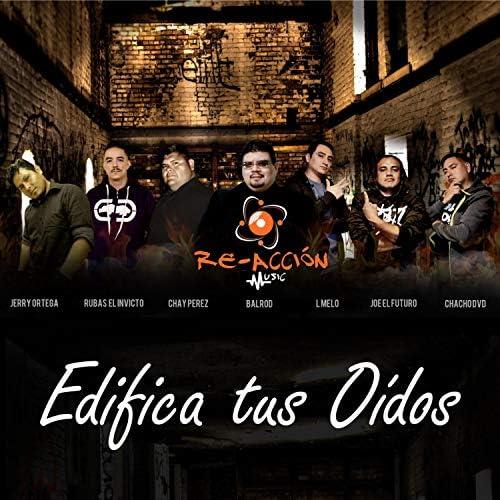Chacho DvD feat. BalRod, Chay Perez, Rubas El Invicto, Joe el Futuro, L Melo & Jerry Ortega