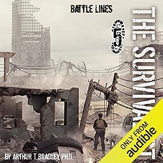 Page de couverture de Battle Lines
