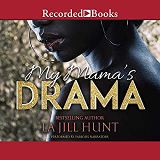 My Mama's Drama audiobook cover art
