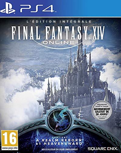 Final Fantasy XIV : A Realm Reborn - édition intégrale - PlayStation 4 - [Edizione: Francia]