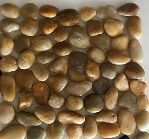 Piedra de rio enmallada Beige. Malla de piedra de rio. Ideal para pasos que se mojen o pueden resbalar. En interiores es ideal para zonas de ducha. Muy decorativa para jardines o caminos ajardinados.