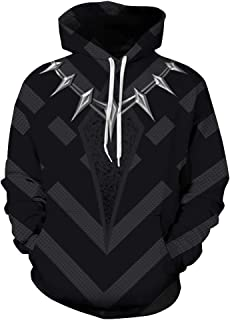 Unisex Fashion Galaxy 3D Digital Printed Pullover Hoodies Hooded Sweatshirts for Sport and Party