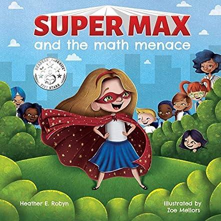Super Max and the Math Menace