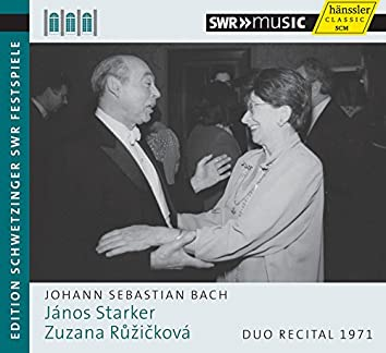 J.S. Bach: Works for Cello & Harpsichord (Live)