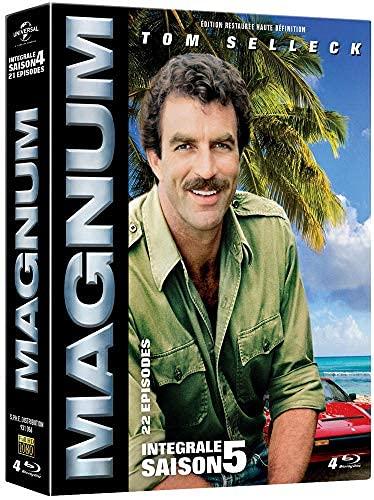 Magnum-Saison 5 [Version Restaurée] [Blu-ray]