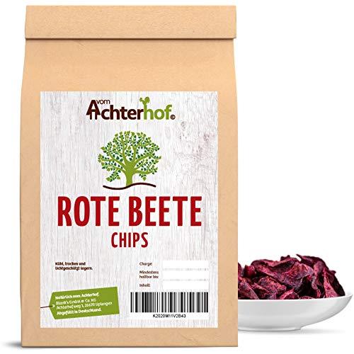 Rote Beete Chips (1kg) getrocknet in gewohnter vom-Achterhof Qualität !