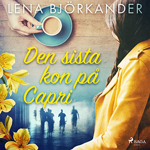 Den sista kon på Capri audiobook cover art