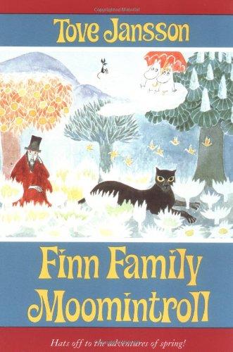 Finn Family Moomintrollの詳細を見る