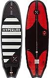 Hyperlite Landlock Wakesurfer Black/Red 5ft 9in