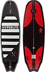 Layered Glass - Our fiberglass is available in 3 weights depending on the board. Over time, traditional woven glass fibers will separate. With layered glass every Hyperlite deck will have the same pop off the double up year after year Monocoque Const...
