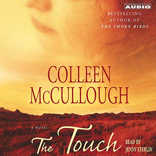 The Touch audiobook cover art