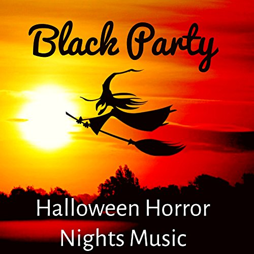 Black Party - Halloween Horror Nights Music with Electro Dance Scary Sounds