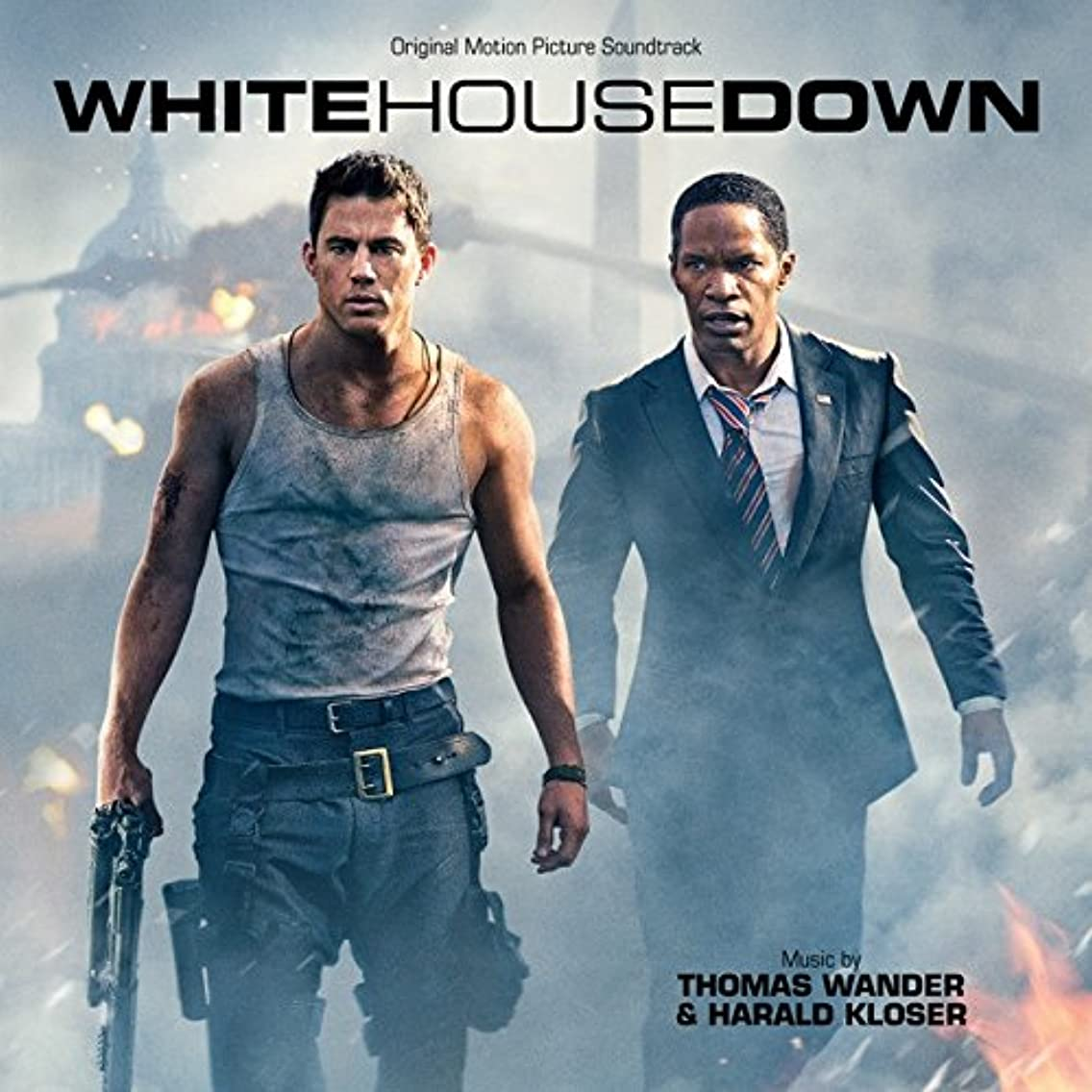 White House Down Harald Kloser