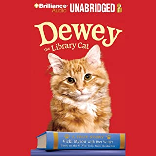 Dewey the Library Cat cover art