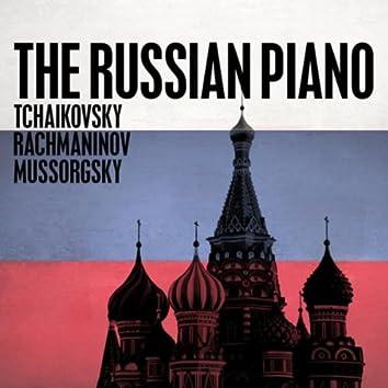 The Russian Piano: Tchaikovsky, Rachmaninov and Mussorgsky