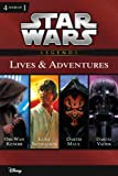 Star Wars: The Lives & Adventures: Collecting The Life and Legend of Obi Wan Kenobi, The Rise and Fall of Darth Vader, A New Hope: The Life of Luke Skywalker, ... Luke Skywalker, and The Wrath of Darth Maul