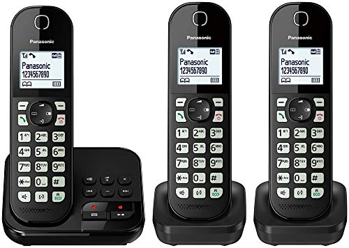Panasonic KX-TGC463GB Negro