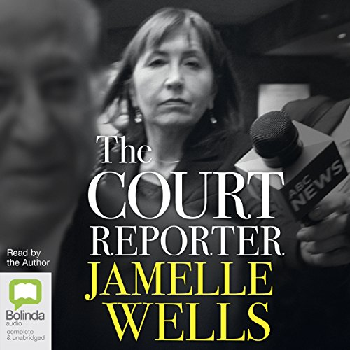 Court Reporter audiobook cover art