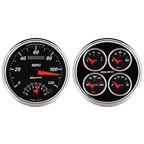 Velocímetro Quad  marca Auto Meter