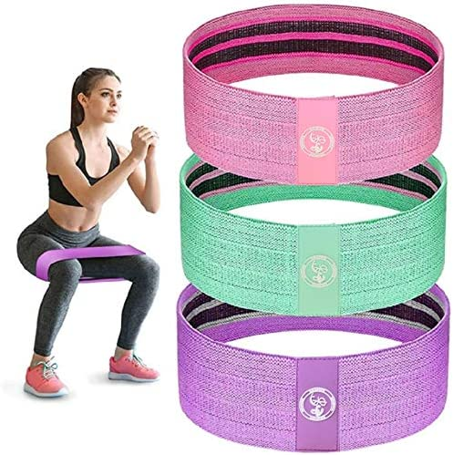 SF Durasports Exercise Elastic Bands for Legs product image