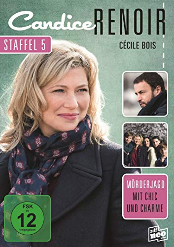 Candice Renoir - Staffel 5 [3 DVDs]