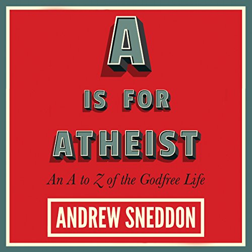 A Is for Atheist cover art