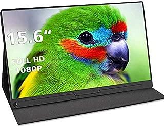 11,6 Monitor Portatil HDMI 1920 1080 Full HD IPS Monitor para CCTV PS3 PS4 Raspberry Pi Xbox Windows 7//8//10,Altavoces Incorporados,Thinlerain