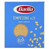 Barilla Pasta Tempestine N.21, Pastina di Semola di Grano Duro, I Classici, 500g...