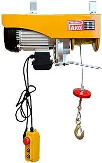 comprar comparacion WinchPro - Polipasto Eléctrico 220V, Capacidad De 500/1000kg, Potencia Del Motor 1800w, Max. Altura De Elevación 12m, Cons...