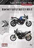 BMW F800S, F800ST, F800R Reparaturanleitung: Das umfassende Handbuch, Typen, Technik, Tipps, Tricks