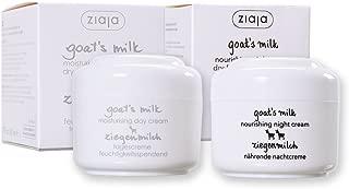 Ziaja Goat's Milk Day Cream and Night Cream Promo Pack