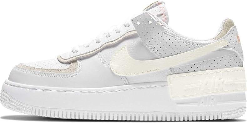 Nike WMNS Air Force 1 Shadow SE Size: 38.5 EU Colour: White ...