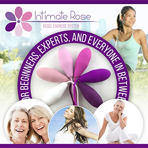 Intimate Rose Kegel Exercise Weights Review