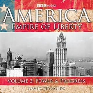America audiobook cover art
