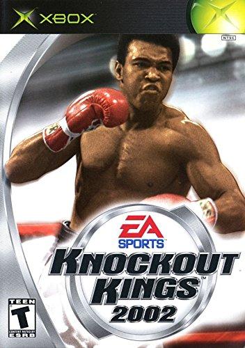 xbox knockout kings 2002