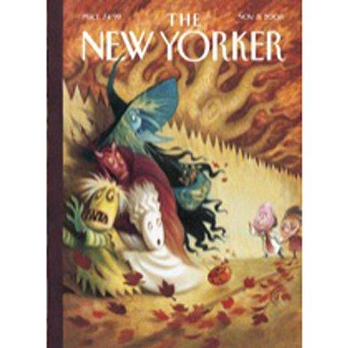 The New Yorker, November 3rd, 2008 (Margaret Talbot, Alexander Stille, Tom Bissell) audiobook cover art