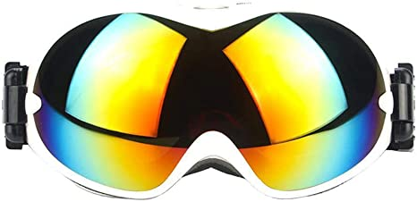WTDlove Gafas de esquí Doble acristalamiento antiniebla Ojo ...