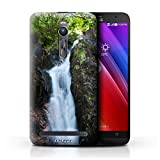 Phone Case for Asus Zenfone 2 ZE550ML Scottish Landscape