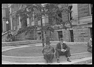 HistoricalFindings Photo: Courthouse,Circleville,Ohio,OH,Pickaway County,Summer 1938,Farm Security Admin