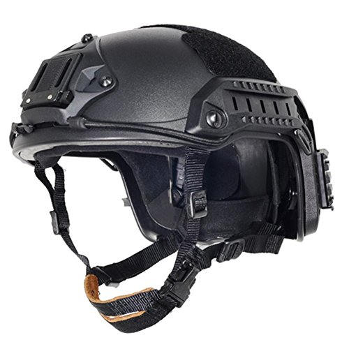 Lancer Tactical CA-806B Maritime ABS Helmet Color: Black