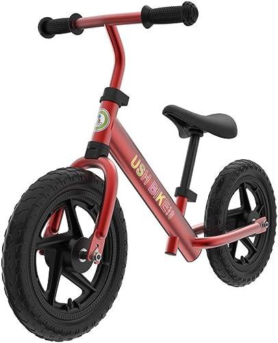 ventas en linea ZLMI Equilibrio de la Bicicleta, sin Pedal Caminar Caminar Caminar Suave Manillares Llantas mejoradas Sin Pedal Equilibrio Coche para Niños de 2 a 5 años  marcas en línea venta barata
