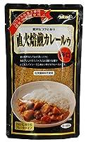 ムソー 直下火焙煎カレールゥ(辛口) 170g ×8セット