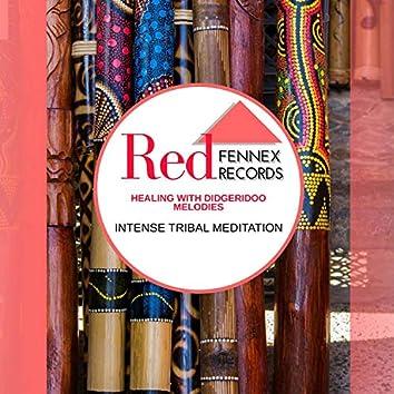 Healing With Didgeridoo Melodies - Intense Tribal Meditation