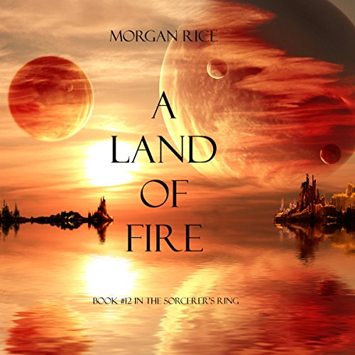 A Land of Fire cover art